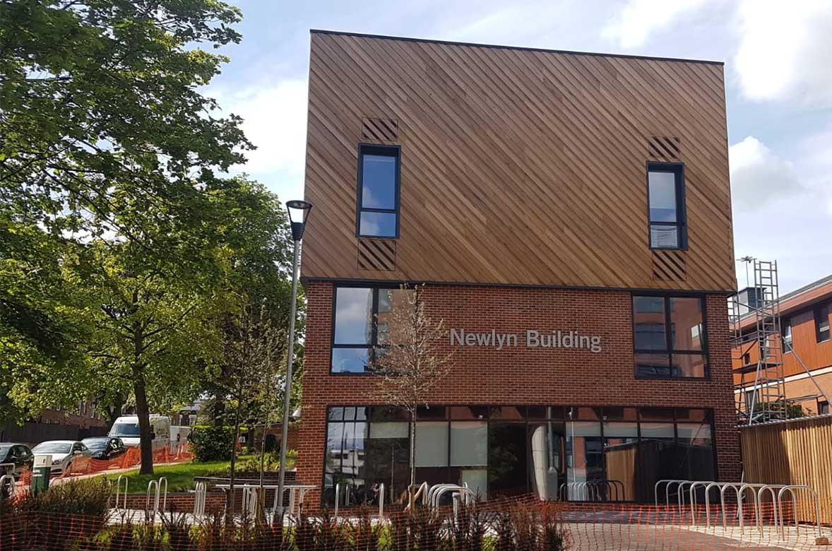 Newlyn Building